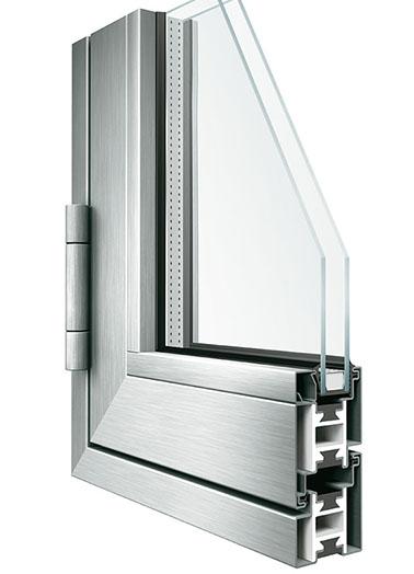 Serr blind serramenti in acciaio for Crc serramenti